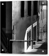 Pike Place Corridor Acrylic Print