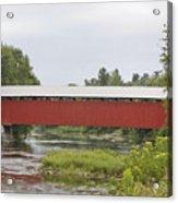 Pike River Canada Acrylic Print