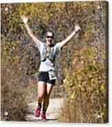 Pikes Peak Road Runners Fall Series IIi Race #3676 Acrylic Print