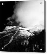 Pikes Peak Western Slope Acrylic Print