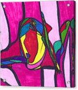 Pillar Of Love Acrylic Print
