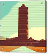 Pillar Of Success Acrylic Print