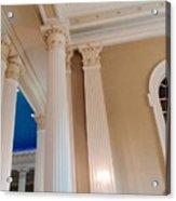 Pillars Of Strentgh Acrylic Print
