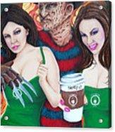 Pimp Freddy Acrylic Print