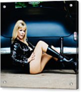 Pin Up #32 Acrylic Print