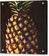 Pine Apple Acrylic Print