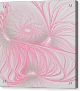 Pink Anyone Acrylic Print