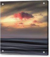 Pink Cloud Acrylic Print
