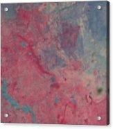 Pink Dreams Acrylic Print