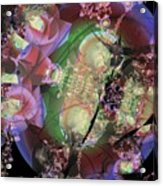 Pink Pachinko Acrylic Print