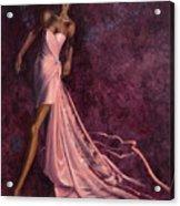 Pink Prowl Acrylic Print