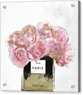 Pink Scented Acrylic Print