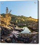 Pinnacles National Park Acrylic Print