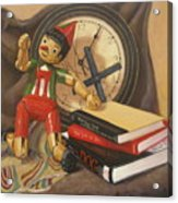 Pinocchio Acrylic Print