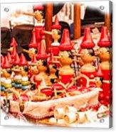 Pinocchio For Sale Acrylic Print