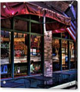 Pioneer Square Tavern Acrylic Print