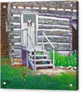 Pioneer Village II Acrylic Print