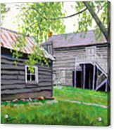 Pioneer Village One Acrylic Print