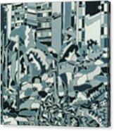 Pioner Square Acrylic Print