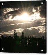 Piprell Lake Saskatchewan Acrylic Print