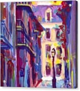 Pirates Alley New Orleans Acrylic Print