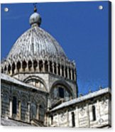 Pisa Cathedral Dome Acrylic Print