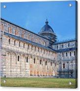 Pisa - Piazza Dei Miracoli Acrylic Print
