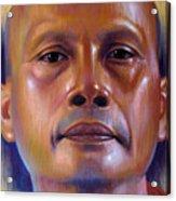 Pisal Dhama Phatee Acrylic Print