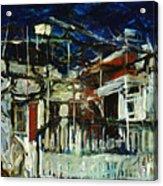 Pissouri Village House Acrylic Print