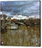 Pisuerga River Acrylic Print