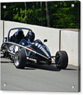 Pit Out Acrylic Print