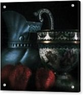 Pitcher And Fruit Acrylic Print