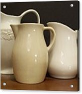 Pitcher Collection Acrylic Print