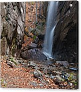Pitcher Falls - White Mountains New Hampshire Acrylic Print