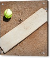 Pitchers Mound Acrylic Print