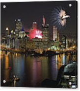 Pittsburgh 3 Acrylic Print