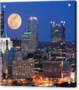 Pittsburgh 6 Acrylic Print