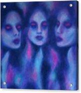 Pixies Acrylic Print