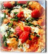 Pizza San Juan  Acrylic Print