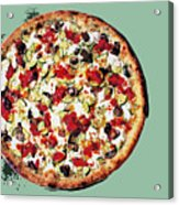 Pizza - The Guido Special Acrylic Print