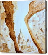 Places Of Worship Acrylic Print