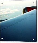 Plane View Acrylic Print