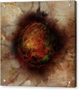 Planetary Breakthrough Acrylic Print