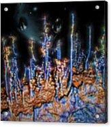Planet Ceti Alpha Nine Acrylic Print