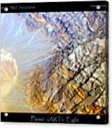 Planet Earth Eight Acrylic Print