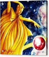 Planet  Guardian Acrylic Print