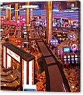 Planet Hollywood Casino Acrylic Print