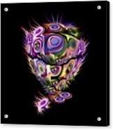 Planet Incubator Acrylic Print