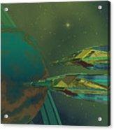 Planet Of Origin Acrylic Print