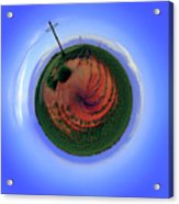 Planet West Texas Acrylic Print